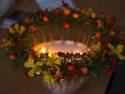 Семинар Славы Роска «Таинство свечей» экспостатус