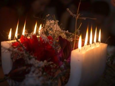 Новогодний Семинар Славы Роска «Таинство свечей»