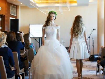 актуальная свадебная мода